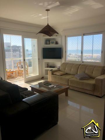 Apartamento c/ 4 Quartos - Praia Grande - Linda Vista Mar - 1 Vaga