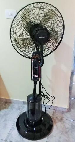 Ventilador com Umidificador 110V, Novo