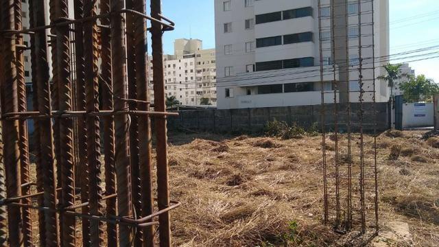 Área com projeto aprovado e fundação pronta para construção de condomínio - Foto 11
