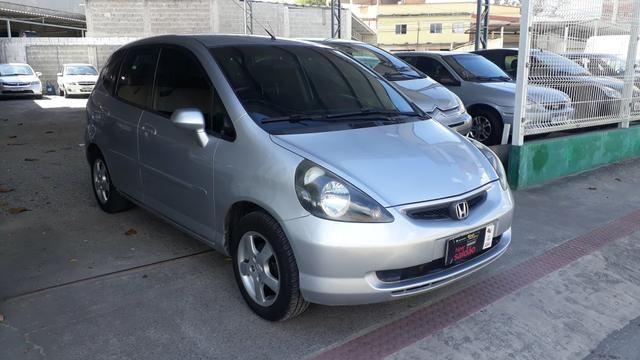 Honda fit 2005 completo aut. * financiamos sem entrada