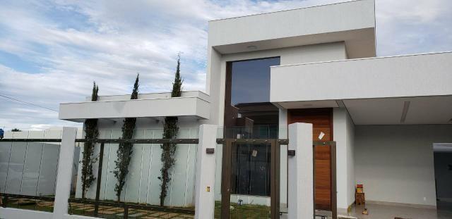 Casa 4quartos 4suites piscina churrasqueira rua12 Vicente Pires condomínio - Foto 2