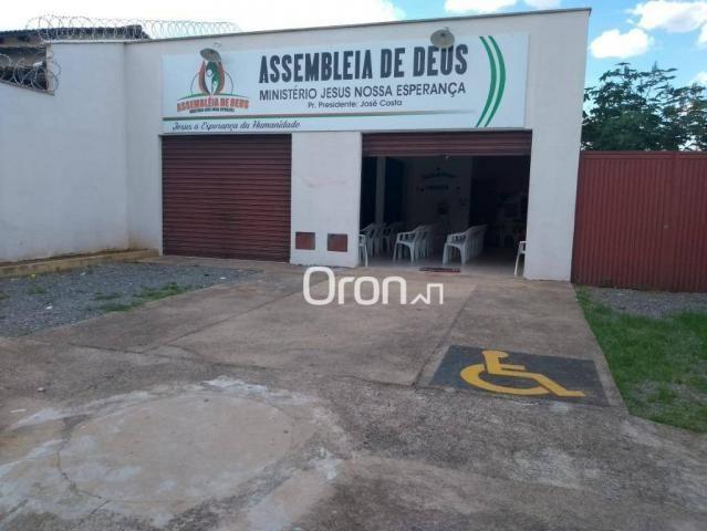 Prédio à venda, 80 m² por R$ 230.000,00 - Jardim Cristalino - Aparecida de Goiânia/GO