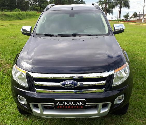 Ford Ranger Limited 3.2 Turbo 4x4 AT CD 2015