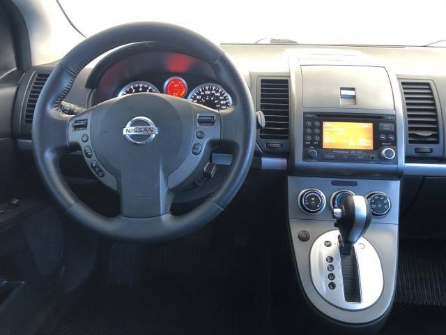 SENTRA 2012/2013 2.0 S 16V FLEX 4P AUTOMÁTICO - Foto 8