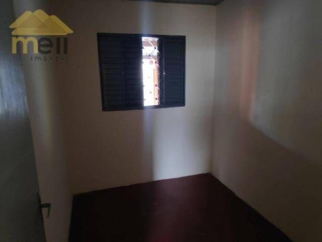 Casa com 2 dormitórios para alugar, 87 m² por R$ 650,00/mês - COHAB - Presidente Prudente/ - Foto 9