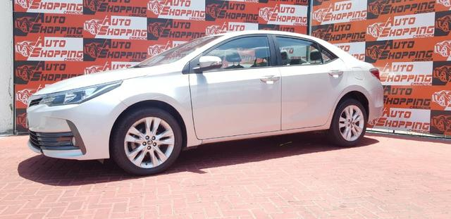 Toyota Corolla XEi automático promocao troco por moto