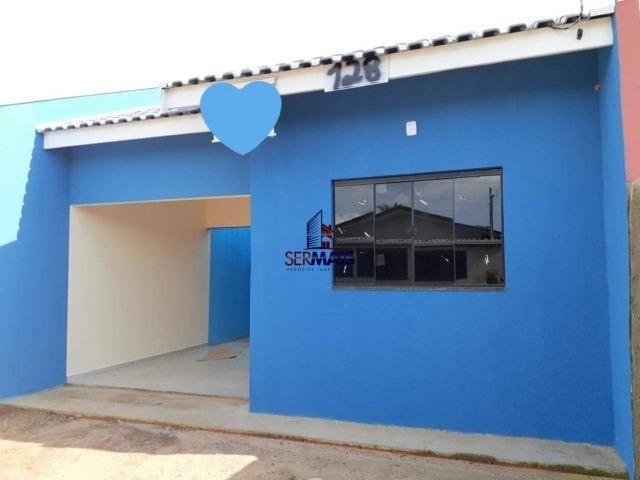 Casa à venda, por R$ 135.000 - Orleans Ji-Paraná I - Ji-Paraná/RO - Foto 3