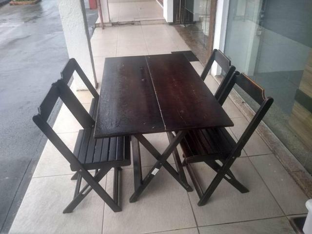 edb8052daa Jogo de mesa  350 - Equipamentos e mobiliário - Flores