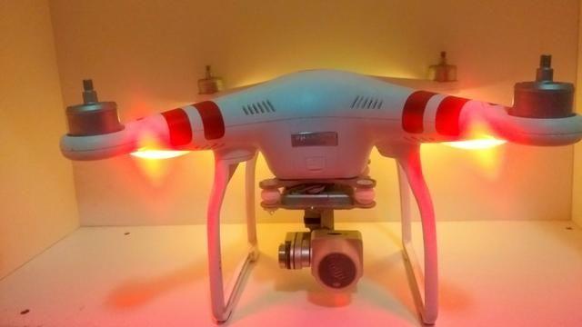 Drone Phantom 3 standerd homologado