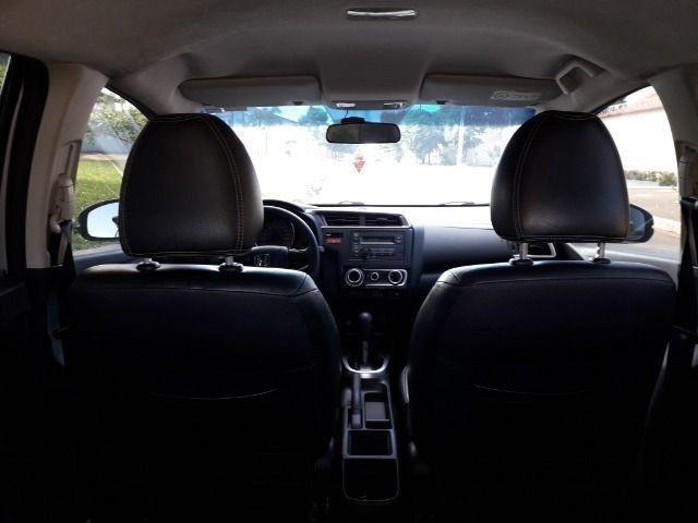 Honda Fit 15/16, automático, unica dona, Urgente R$ 45.900,00 - Foto 11