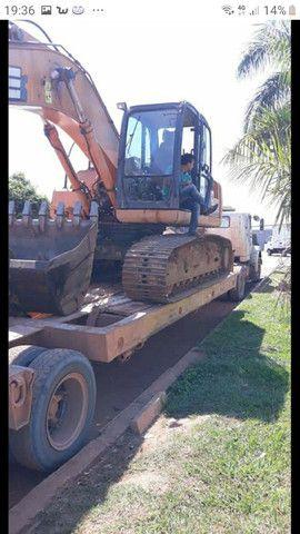 Escavadeira hidráulica - Foto 4