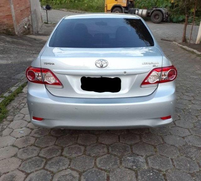 Toyota Corolla GLI 1.8 Flex Automático 2013 - Foto 3