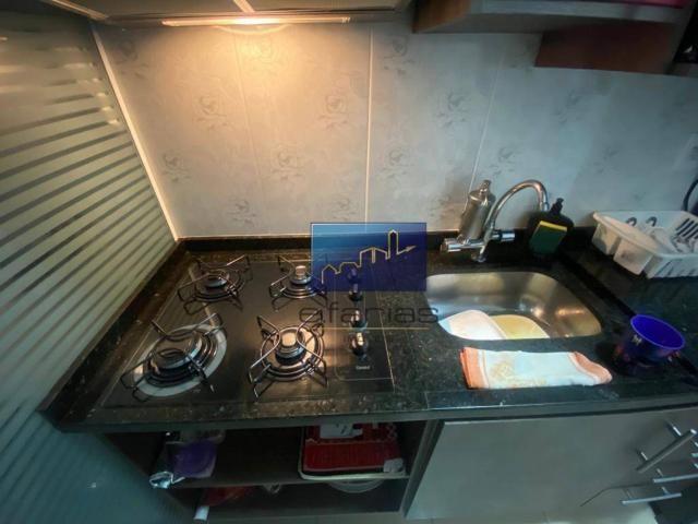 Apartamento com 2 dormitórios à venda, 47 m² por R$ 225.000,00 - Vila Carmosina - São Paul - Foto 7