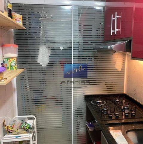 Apartamento com 2 dormitórios à venda, 47 m² por R$ 225.000,00 - Vila Carmosina - São Paul - Foto 9