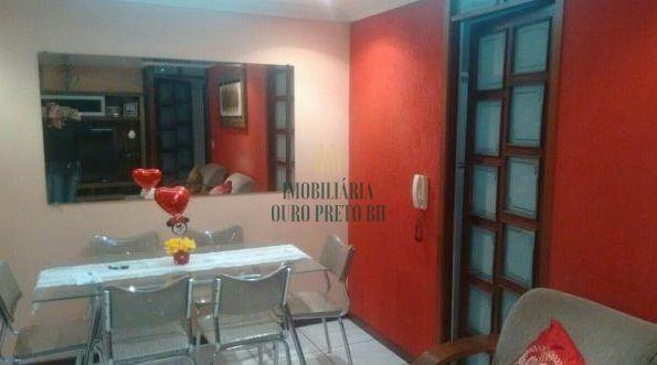 Apartamento à venda com 3 dormitórios em Camargos, Belo horizonte cod:2788 - Foto 2