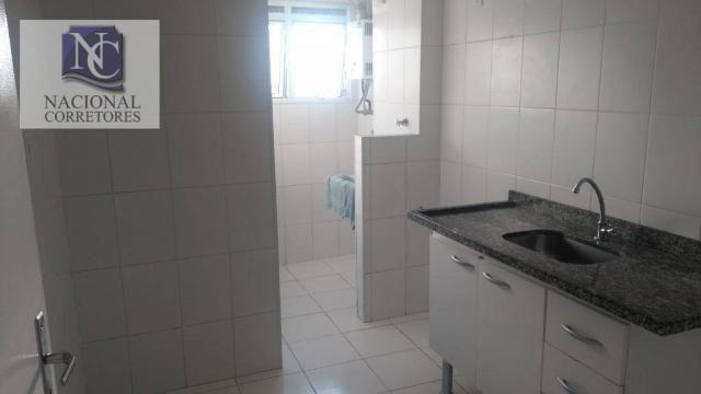 Apartamento com 2 dormitórios à venda, 50 m² por R$ 240.000,00 - Parque Erasmo Assunção -