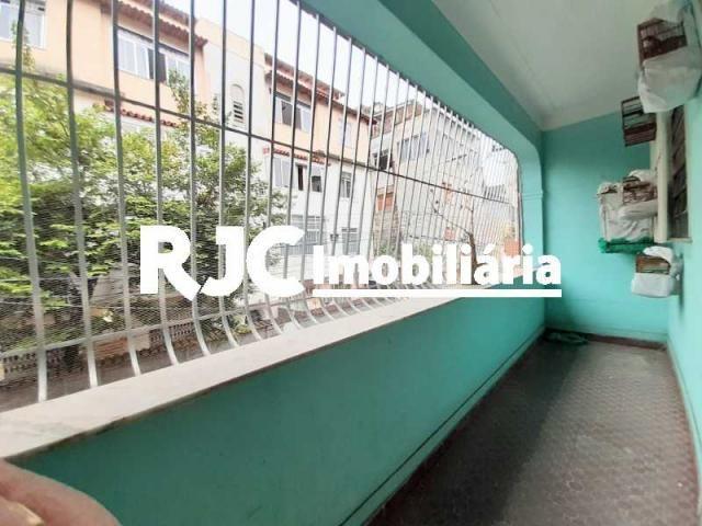 Apartamento à venda com 3 dormitórios em Tijuca, Rio de janeiro cod:MBAP33233 - Foto 2