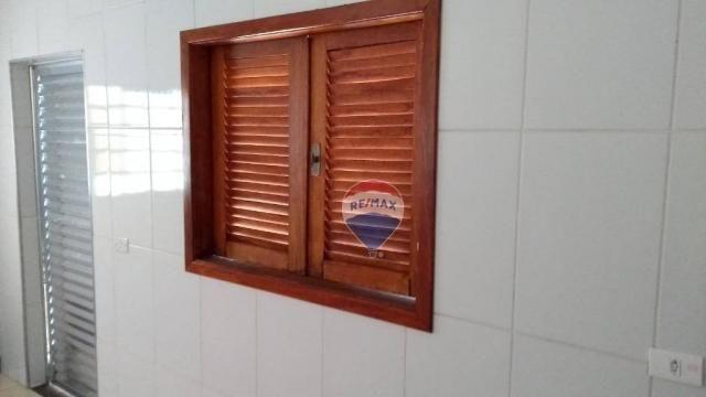 Casa 02 dormitórios e/ou salão comercial, locação, R$ 900,00 cada, Cosmópolis, SP - Foto 19