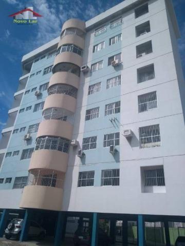 Apartamento com 3 dormitórios à venda, 109 m² por R$ 295.000 - Jacarecanga - Fortaleza/CE - Foto 2