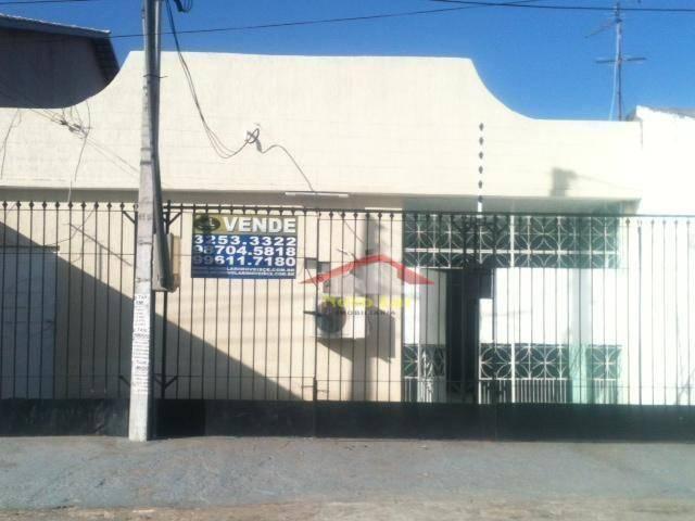 Casa residencial / comercial à venda, Jardim América, Fortaleza.