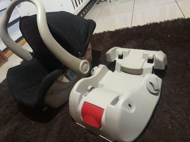 Bebê conforto com base R$250,00 - Foto 4