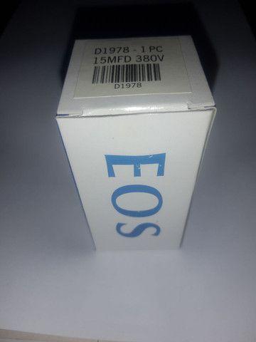 Capacitor de 15MF EOS - Foto 3