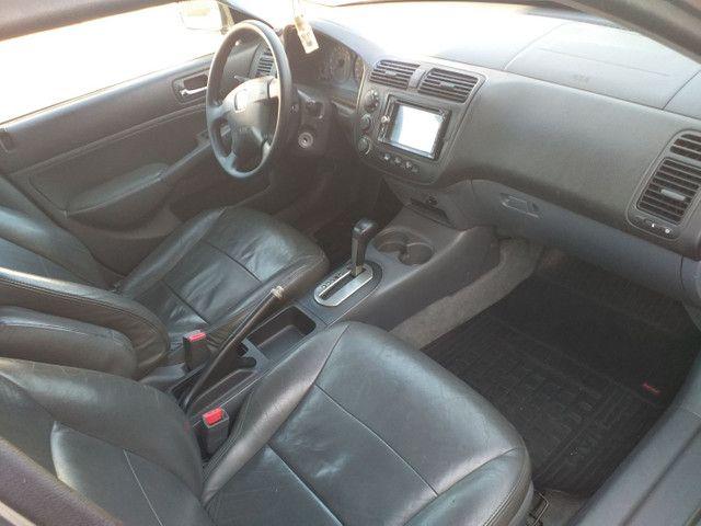 Civic 1.7 2006 automático  - Foto 5