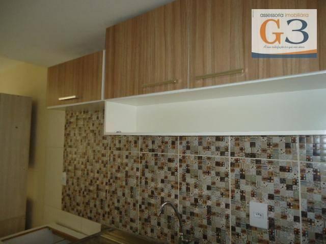 Apartamento com 1 dormitório para alugar, 38 m² por R$ 500,00/mês - Areal - Pelotas/RS - Foto 7