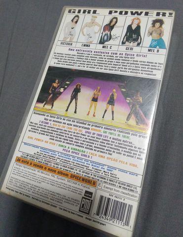 Vhs Spice Girls Live in istambul - Foto 3