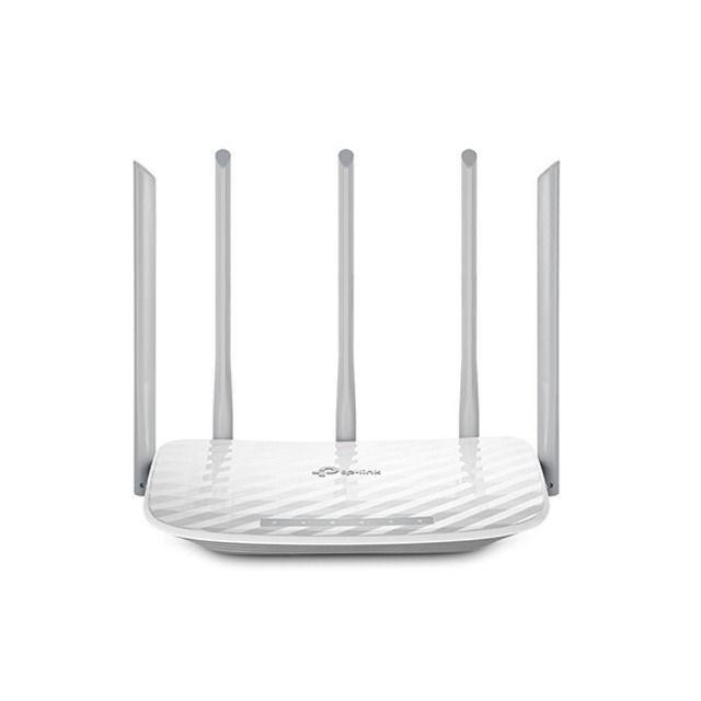 Roteador Wireless Dual Band AC1350 TP-Link - Archer C60 - Loja Fgtec Informática - Foto 3