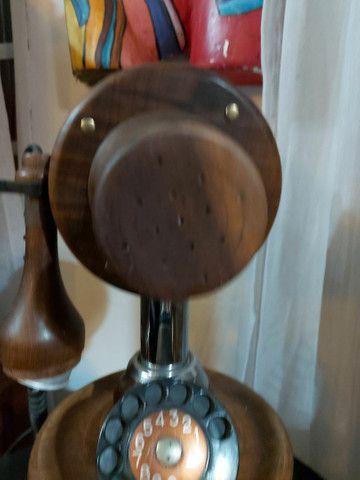 Telefone Antigo - Foto 3