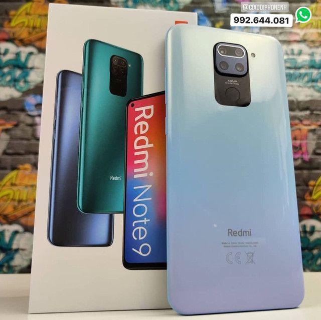 Redmi Note 9 128gb NOVO  - Foto 2
