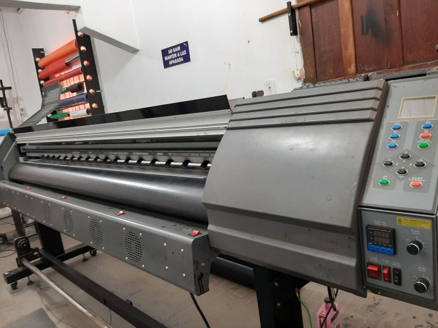 Plotter witcolor ultra 9200/2302 - dx7 - Foto 4