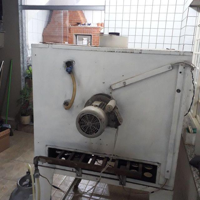 Forno turbo Lieme 4 esteiras  - Foto 3