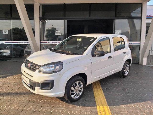 Fiat Uno Attractive 1.0 Flex - 2019/2020 - R$ 39.990,00 - Foto 3