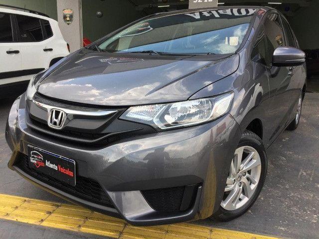 Honda Fit Dx Ano 2017 Automático - Único Dono - Ipva Pago - Foto 2