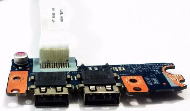 Placa Usb Acer E1-571 5v3-571-6654 Ls-7911p E1-531-2626 - 006