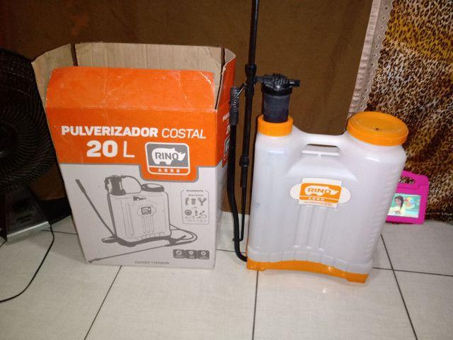 Vendendo pulverizador 20 Litros R$ 130