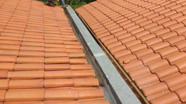 Telhados e impermeabilização
