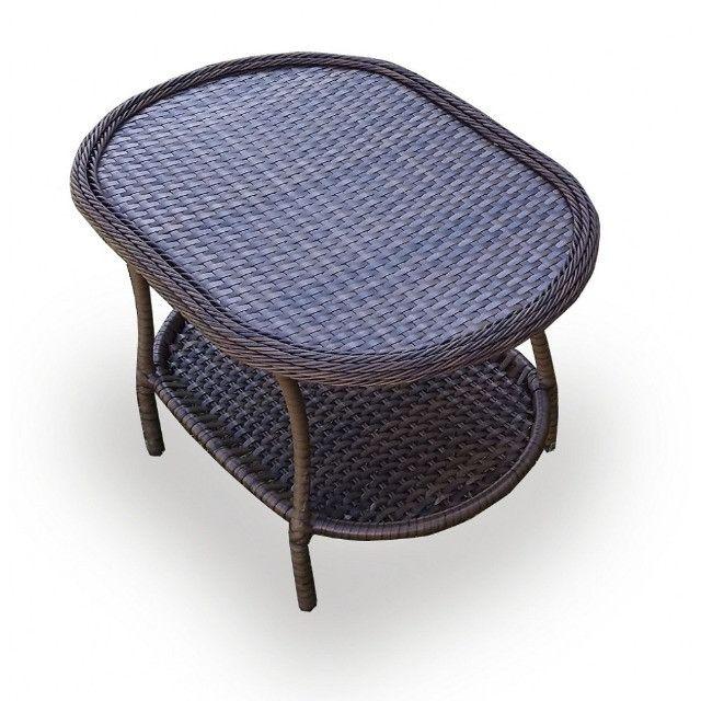 Conjunto De Cadeiras Fibra Sintética Externo Vime Junco - Foto 5