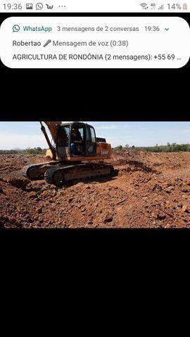 Escavadeira hidráulica - Foto 2