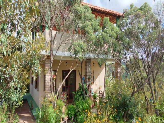 Vendo Casa no Capão, Chapada Diamantina, distrito de Palmeiras, com 170m², 2 quartos. - Foto 10