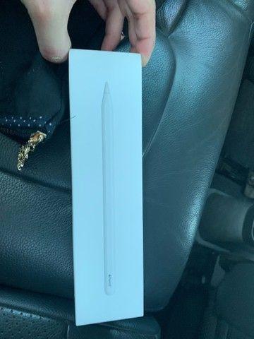 Apple pencil 2 geracao (NUNCA USADA) - Foto 3