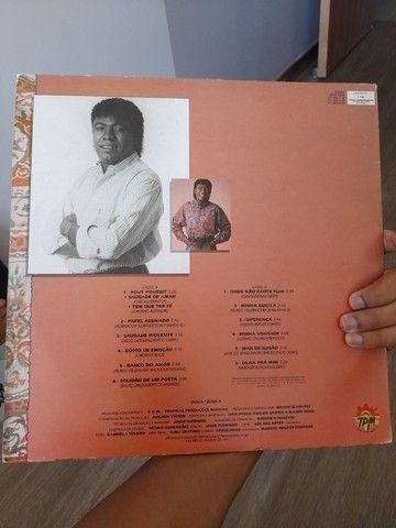 LP Reinaldo - Papel Assinado *RARO* - Foto 2