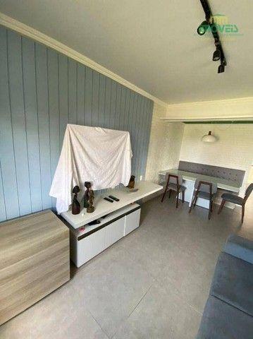 Casa com 3 dormitórios à venda, 170 m² por R$ 550.000,00 - Porto das Dunas - Aquiraz/CE - Foto 14