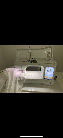 Maquina de bordar computadorizada brother BP2150