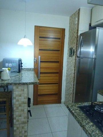 Rc Imóveis Vende - Apartamento Semi Mobiliado - Foto 6