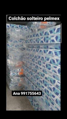 Colchão solteiro colchão solteiro D20 pelmex