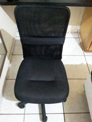 Cadeira giratória  para escritório - Foto 6