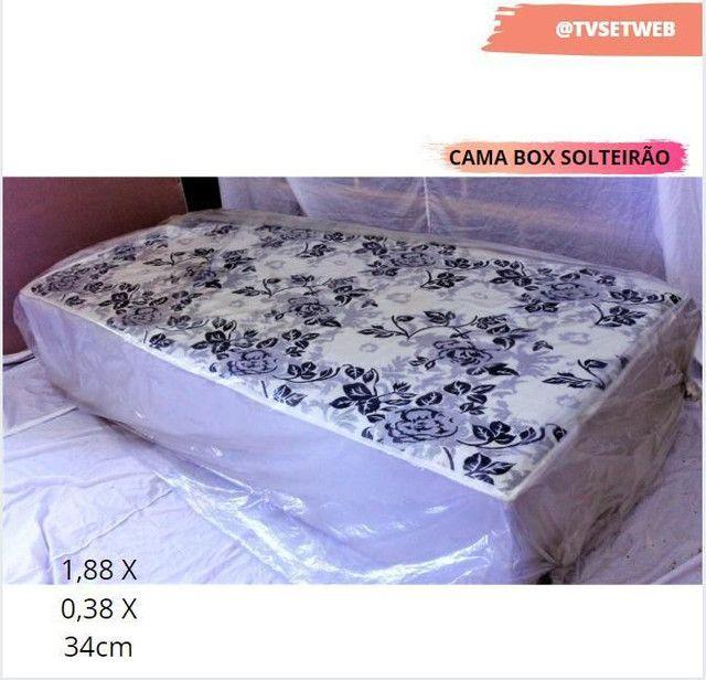 Cama box solteiro  - Foto 2